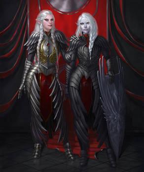 Valudine and Ninthel