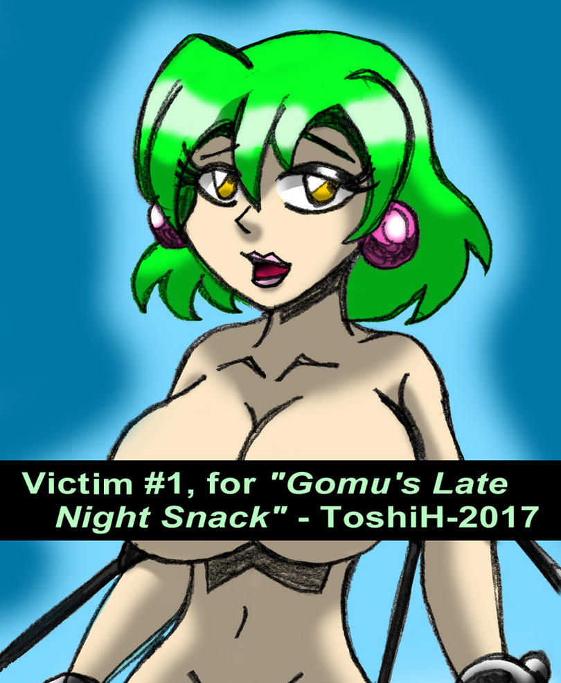 Gomu Victim 01 - April 2017 by VioletVixenPro