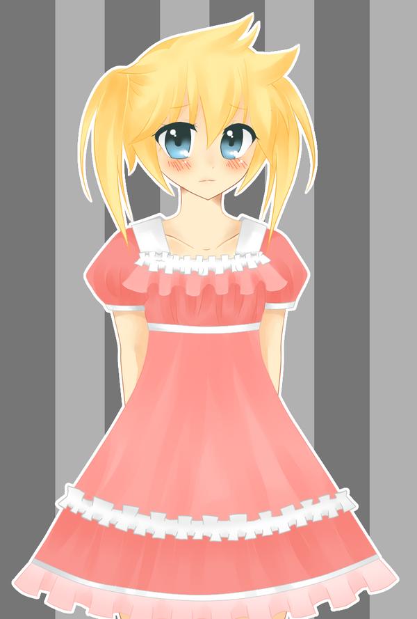 Gift Art: Lolita Len by deliciosaBerry