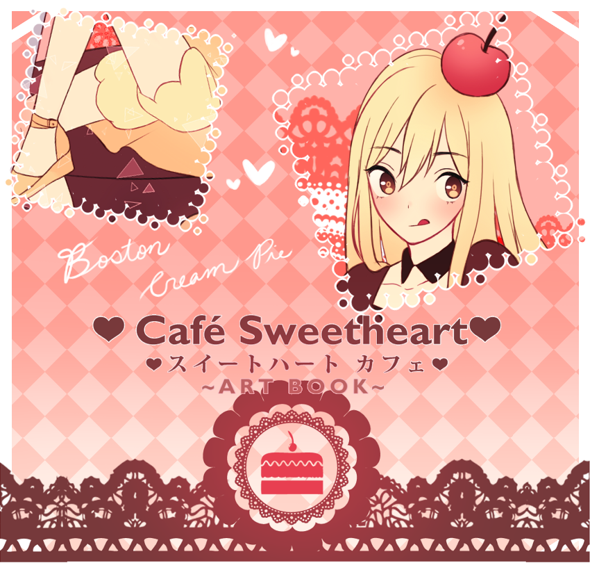 Cafe Sweetheart Preview by deliciosaBerry