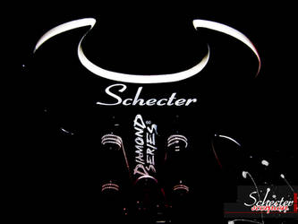 Schecter Scorpion by HollOw-