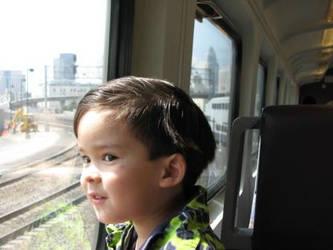 I luv trains