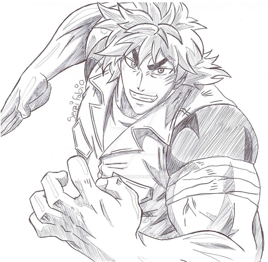 Toriko By CaptainKidd21 On DeviantArt