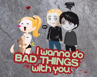 True Blood by IslaDelCoco
