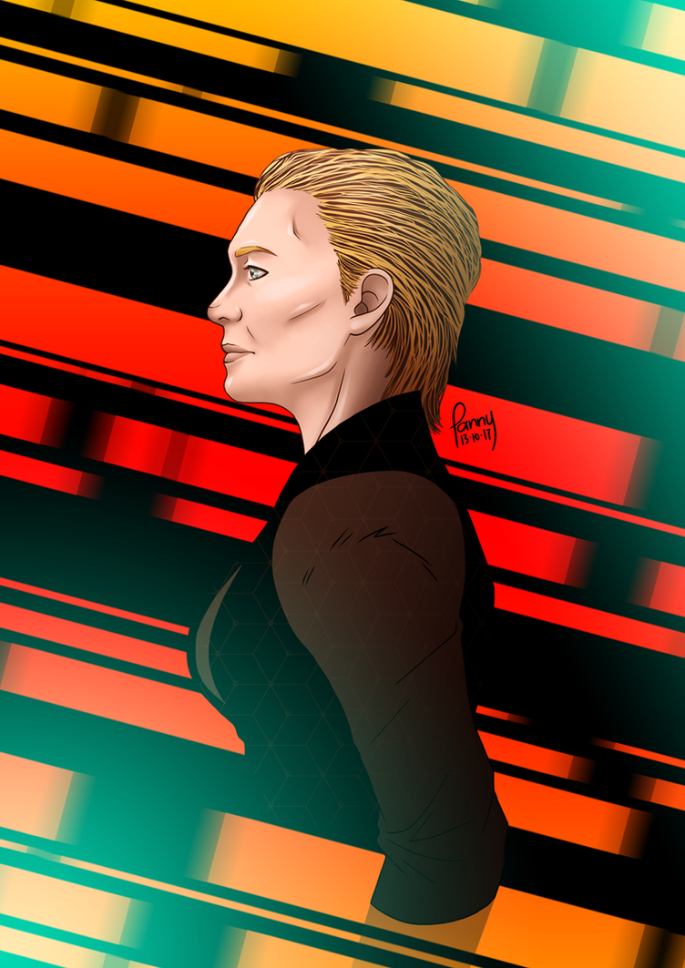 Lt. Joshi by IslaDelCoco