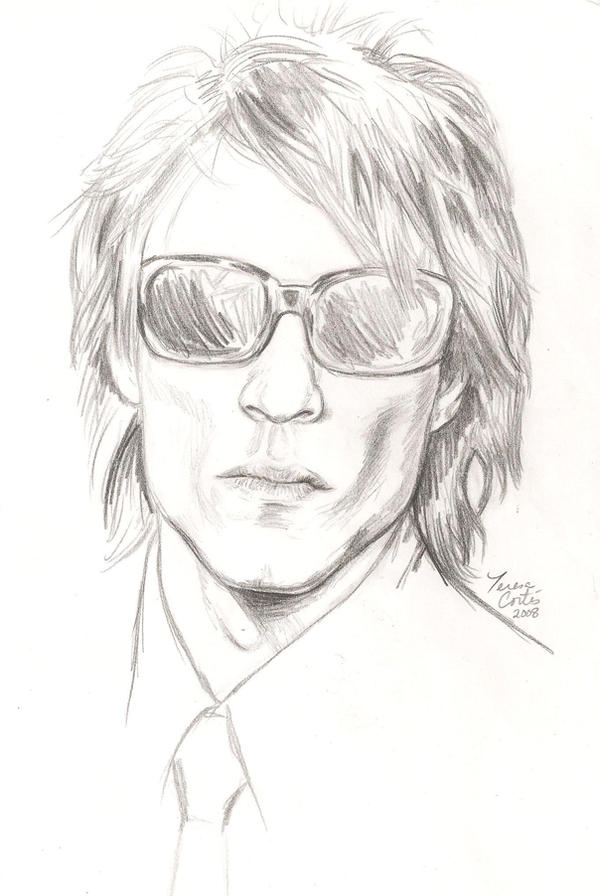 Jon Bon Jovi by LatinPrincess17