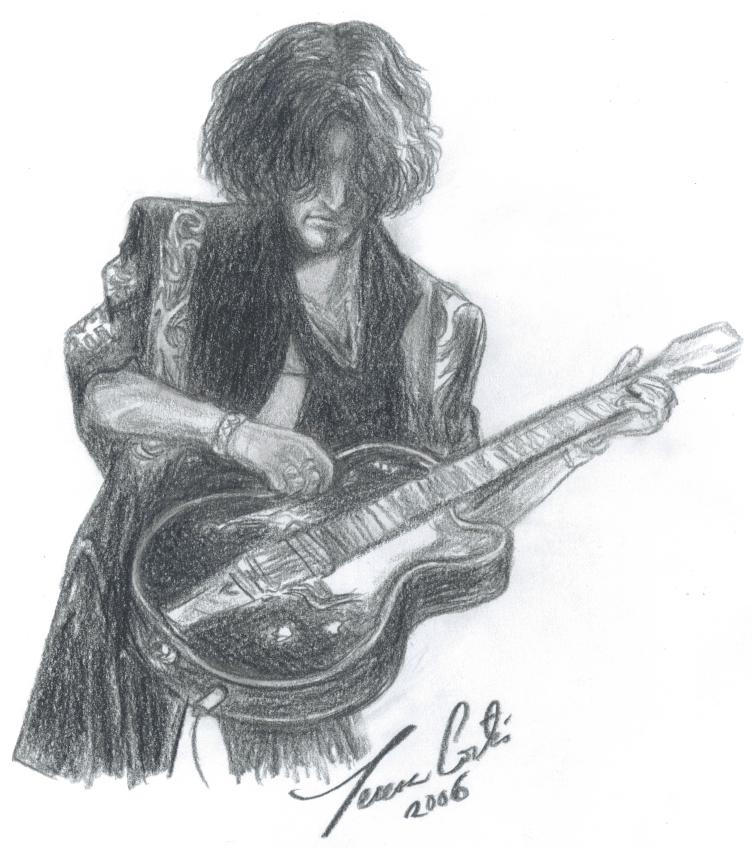 Joe Perry II by LatinPrincess17