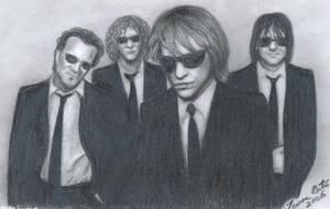 Bon Jovi by LatinPrincess17