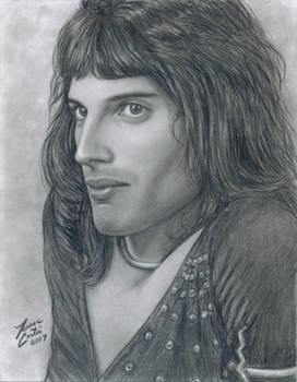 Freddie Mercury II by LatinPrincess17