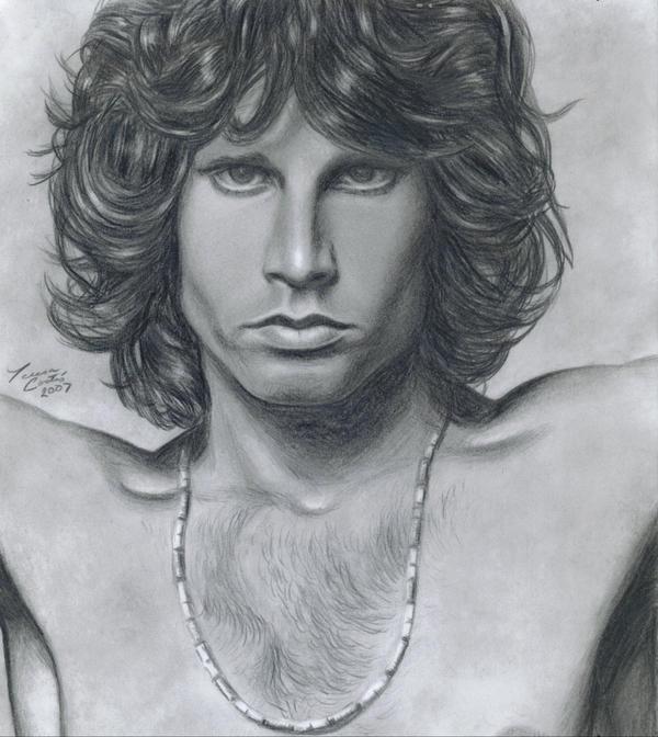Jim Morrison by LatinPrincess17