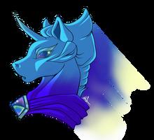 Fi Pony (Redraw!) by WindTear4427