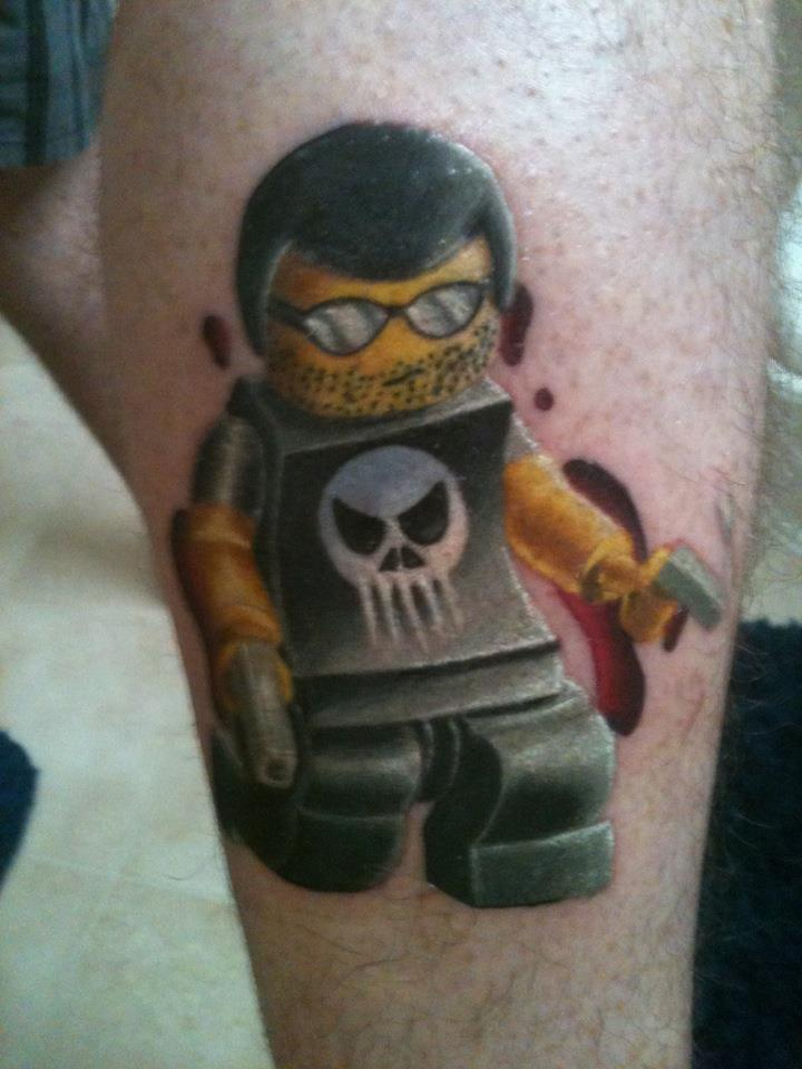 Image Result For The Punisher Tattoo