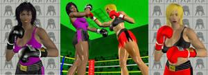 DWBL Karen vs Veronica 2B