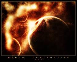 World Destruction by R3V4N