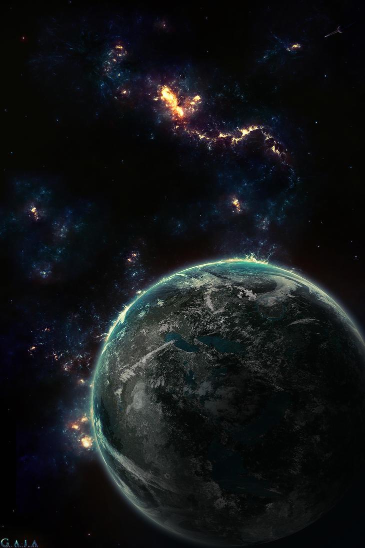Gaia by R3V4N