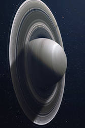 Saturn by R3V4N