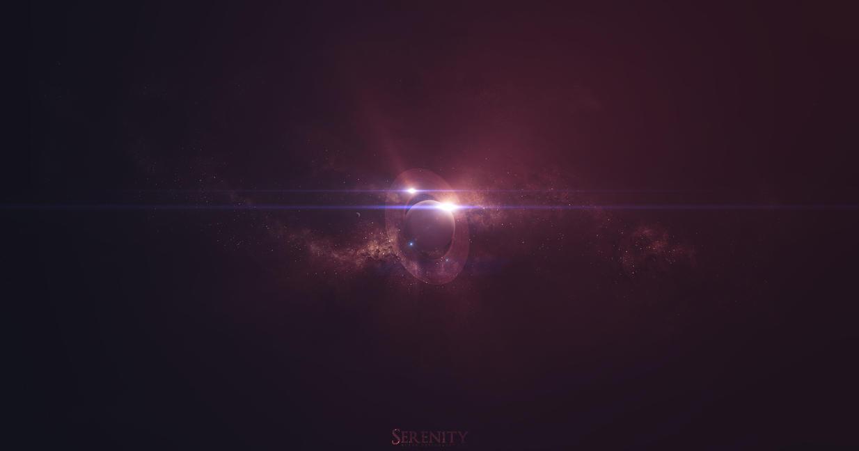 Serenity by R3V4N