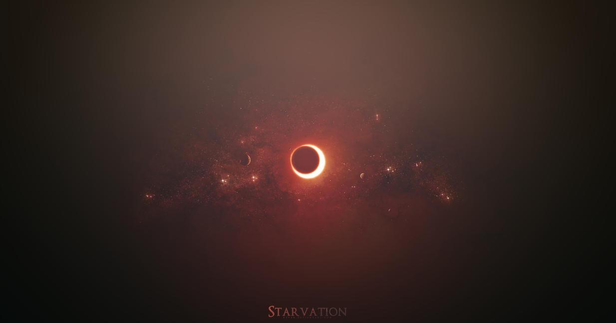 Starvation by R3V4N