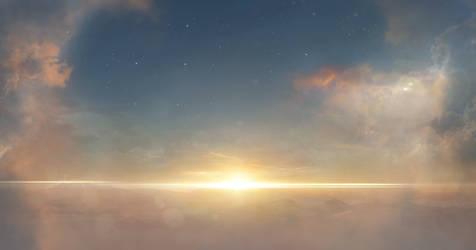 Sunrise Again by R3V4N