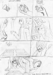 you have hard luck Badou by Janiko-neko-chan