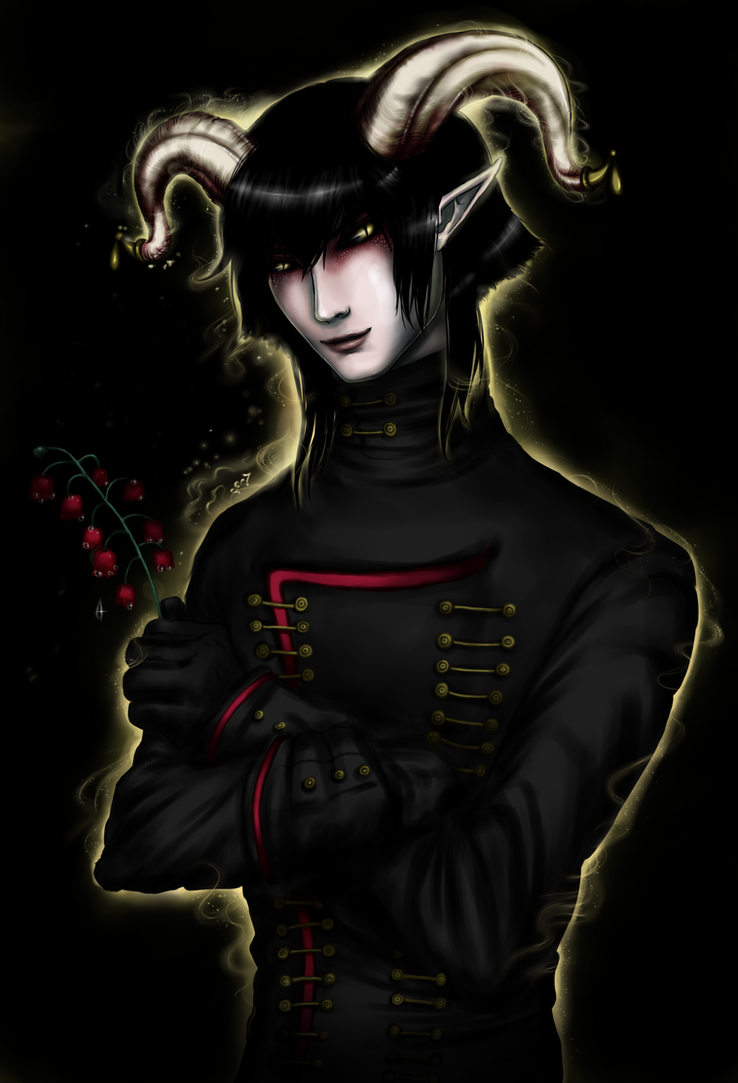 Lord Oberon by Janiko-neko-chan