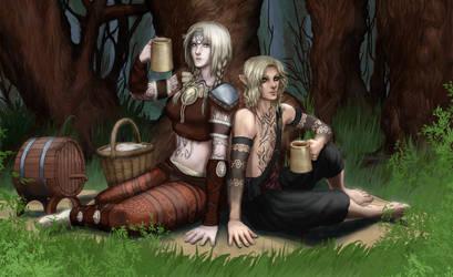 Dimra Vintersaga and Macenius
