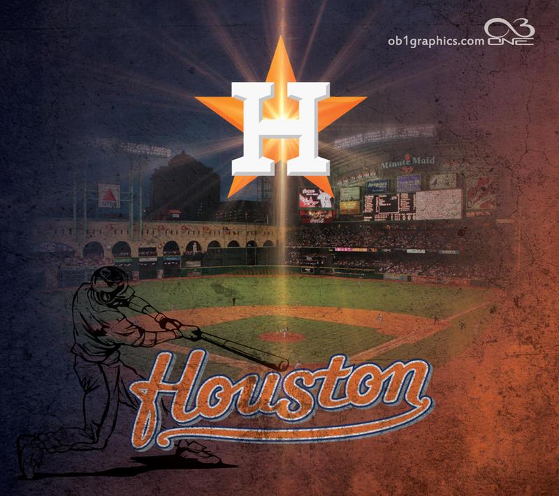 Hoston Astros Wallpaper By TexasOB1