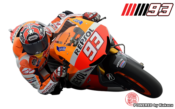 Repsol Honda RC213V MotoGP - Marc Marquez by kakazuracing
