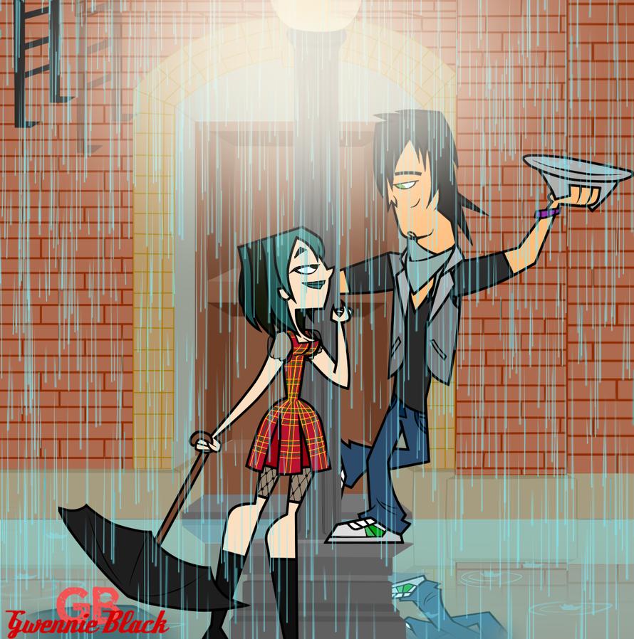 Singin' in the Rain by GwennieBlack
