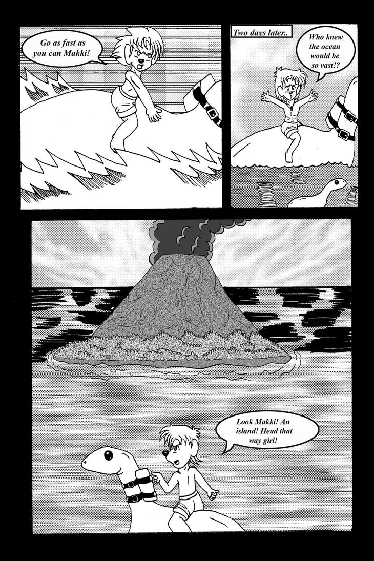 Swimmer page 50 by jimsupreme