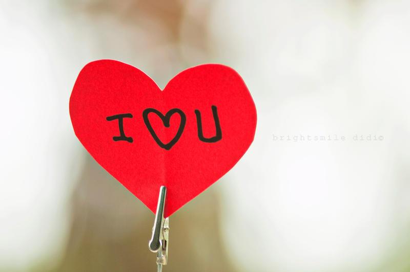 I LOVE U (iv) by Brightsmile-didi