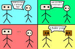 Stick figures are awesome