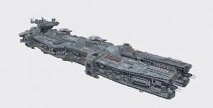 CENTURION / Heavy Planetary Assault Warship