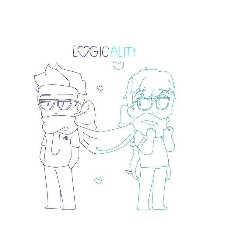 Logicality chibi by BubbyMoushi on DeviantArt