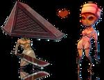 Pyramid and Nursie