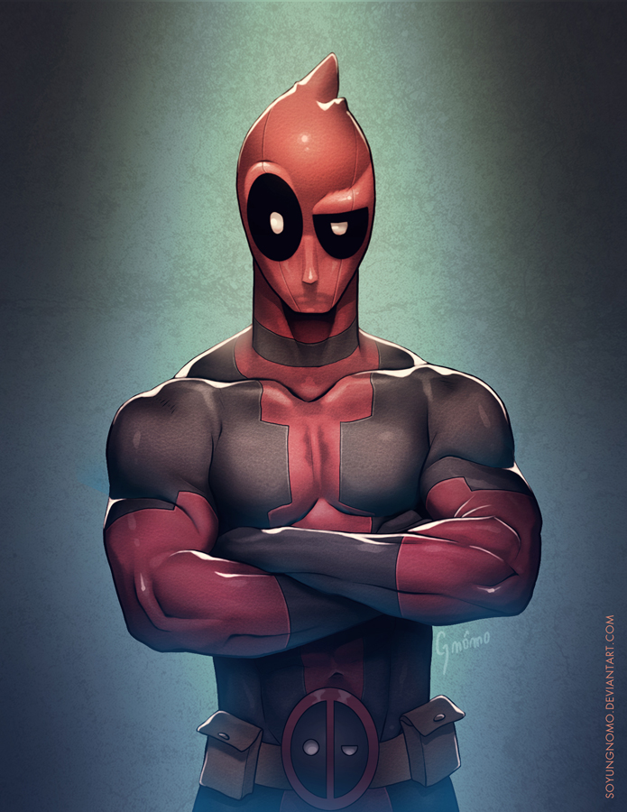 Deadpool 2 by SoyUnGnomo