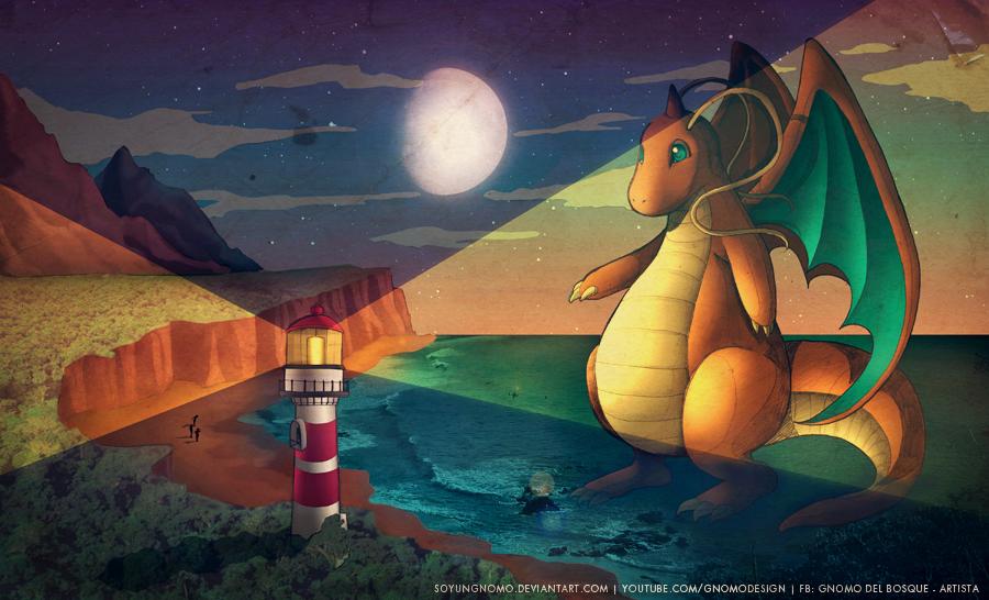 Dragonite By Soyungnomo On Deviantart