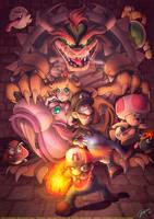 Super Mario Bros by DasGnomo