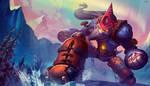 Gnomish Ancient Guardian by DasGnomo