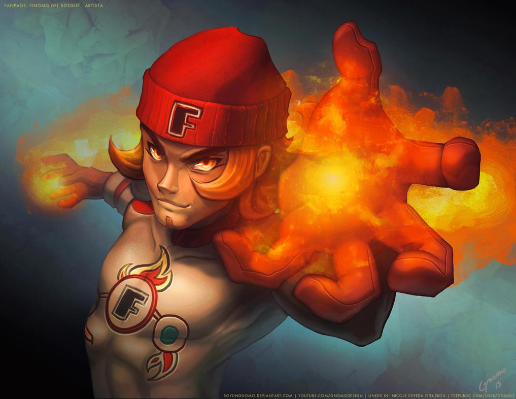 Bust a Groove Heat by DasGnomo