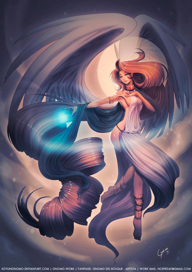 Angel by SoyUnGnomo