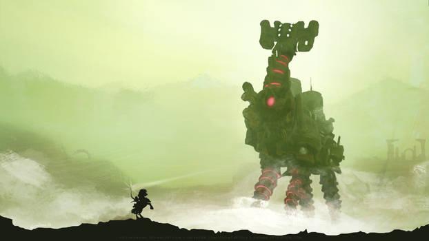 Breath of the Colossus