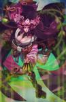 Onmyoji - Momo Evo Healing Fragance by DasGnomo