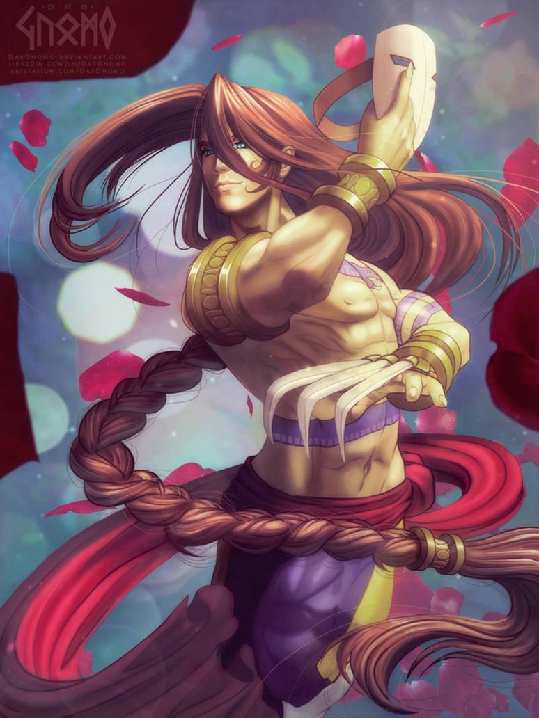 Vega Supreme Elegance - Street Fighter TMG by DasGnomo on