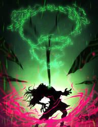 Ganondorf, Wake Up by DasGnomo
