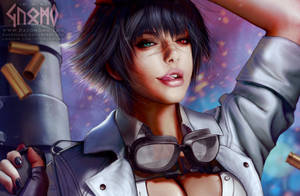 Lady - Devil May Cry 5 - Close Up PREVIEW