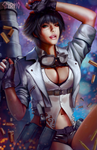 Lady - Devil May Cry 5 by DasGnomo