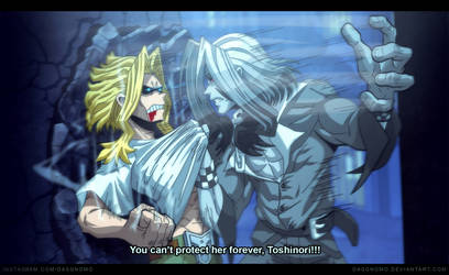 [BNHA] Toshinori vs Grayscale - First Encounter