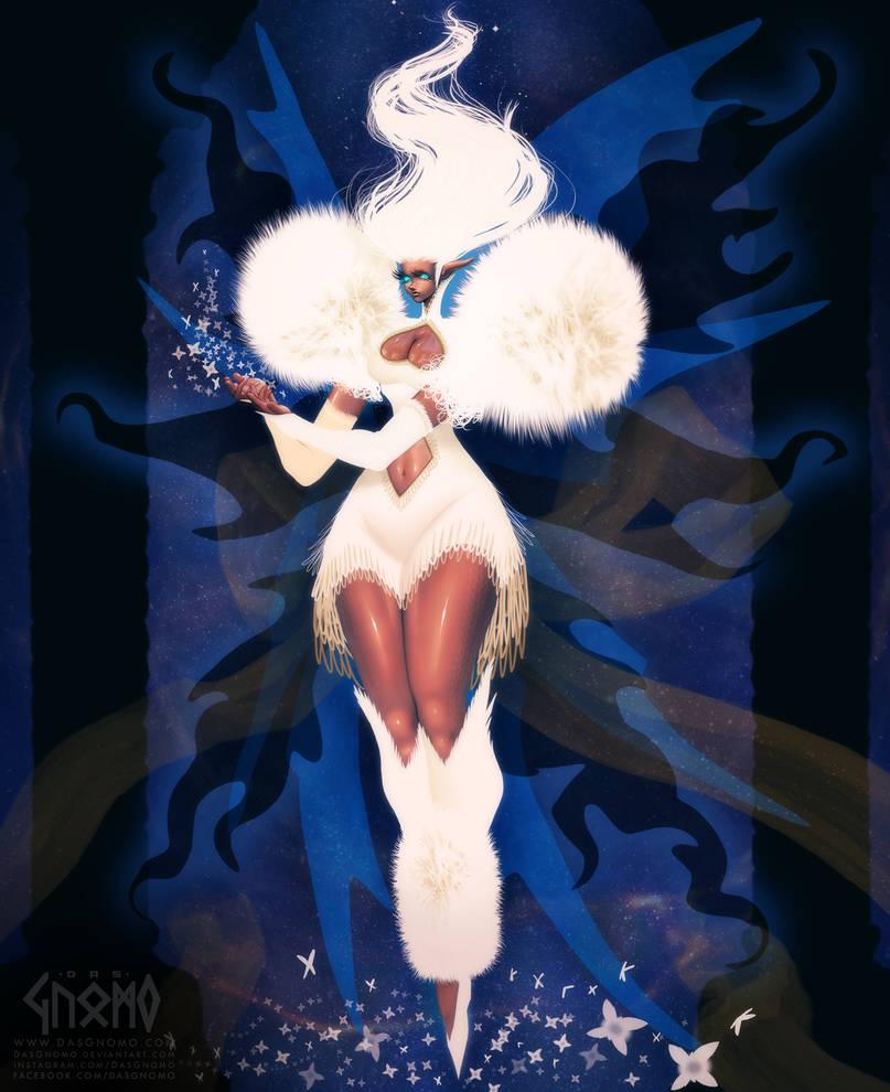 Fairy Goddess Dandeliah - OC