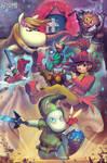 The Legend of Moomin - Moomin no Densetsu by DasGnomo